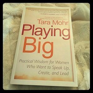 NWT Playing Big by Tara Mohr
